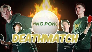 ULTIMATE PING PONG DEATHMATCH | LA VALIANT