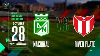 EN VIVO #Nacional Vs. #RiverPlate