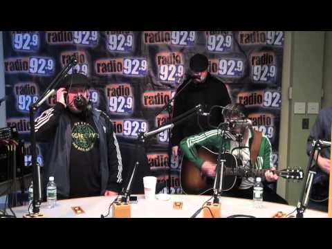 "Dropkick Murphys - ""The Season's Upon Us"" (Acoustic @ Boch Studio 92.9) (HQ)"