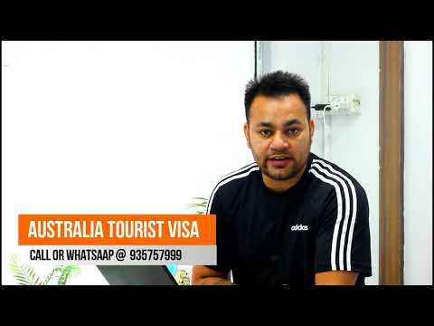 AUSTRALIA : Very Easy Way To Get Tourist Visa - 100% True Information