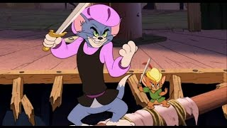 Том и Джерри: Робин Гуд и мышь весельчак (2012)