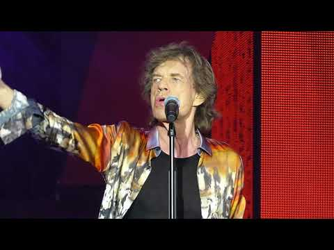 Rolling Stones   Wild Horses   May 25 2018   London Stadium   Duet With Florence