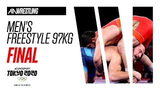 ROC vs USA | Wrestling Freestyle Men's 97Kg - FINAL - Highlights | Olympic Games