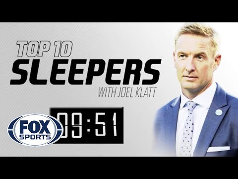 NFL Draft Analyst Joel Klatt Reveals his top 10 Sleepers in the 2018 Draft | FOX SPORTS