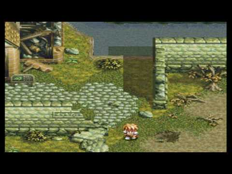 *[PsOne] Tales of Phantasia Playthrough #26 World Map