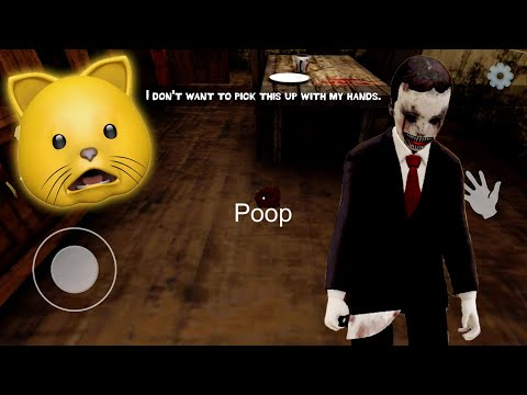 HE TOOK A DUMP ON THE FLOOR? | Evil Kid - The Horror Game
