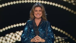 Shania Twain's Acceptance Speech For