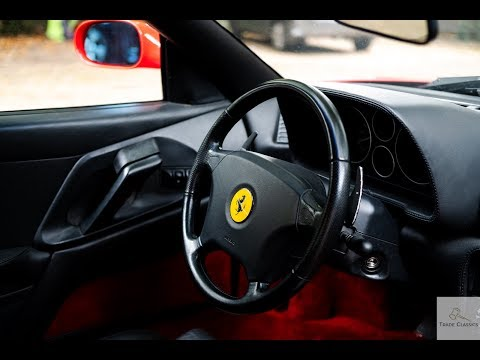 Interior Review   1995 Ferrari F355
