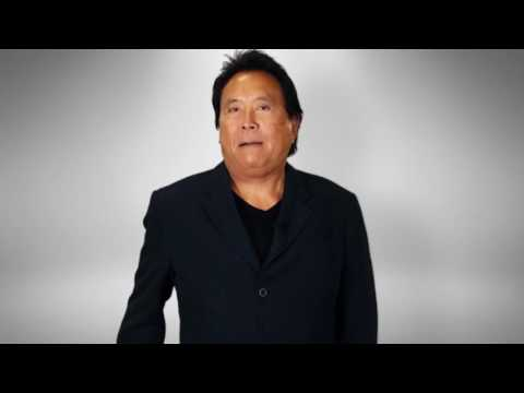 Robert Kiyosaki - Welcome to my very first event in Helsinki Finland