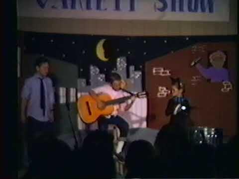 HDS Variety Show 1983 - Stray Cats Strut