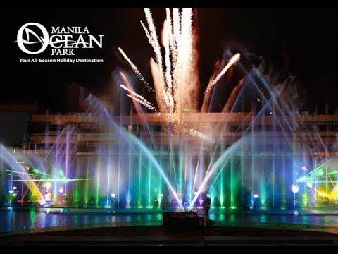 Symphony Evening Show @Manila Ocean Park