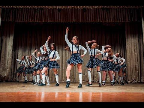 Современные танцы для детей 11-14 лет, студия танцев NP
