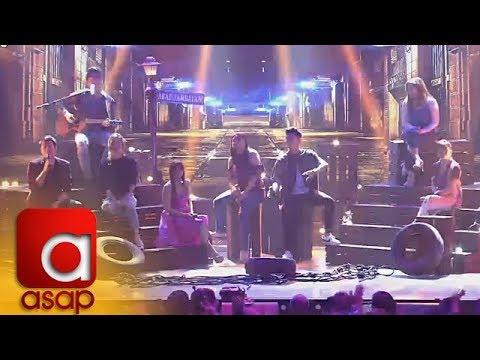 ASAP: Jambayan and Sessionistas' throwback hugot performance