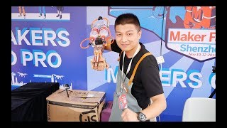 Vlog #60: Maker Faire Shenzhen 2017, China