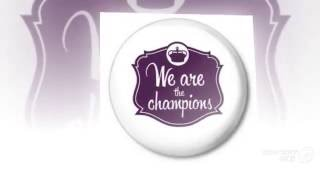 Значок We are the champions (Купить в МирМаек.РФ)(, 2016-05-29T07:39:34.000Z)