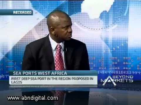 African Sea Ports Investment with Amadou Wadda