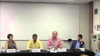 USC Rossier Editorial Board Panel with Dr. Joshua Cowen