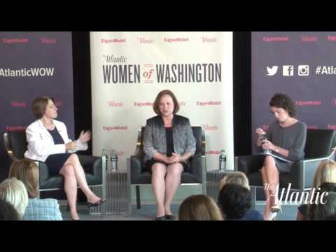 Women of Washington featuring Senators Amy Klobuchar and Deb Fischer