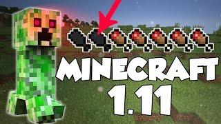 МАЙНКРАФТ СТАНЕТ СЛОЖНЕЕ?? Обзор Версии Minecraft 1.11