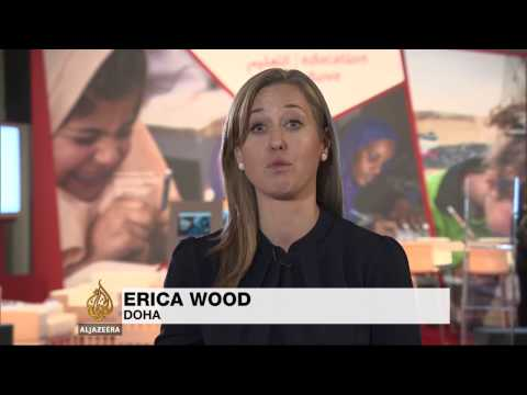 Closing the gap in girl's education in Africa