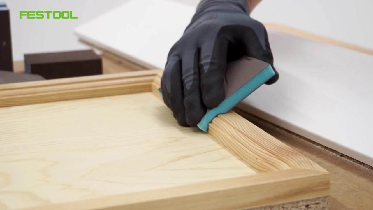 FESTOOL GRANAT Hand Sanding Blocks