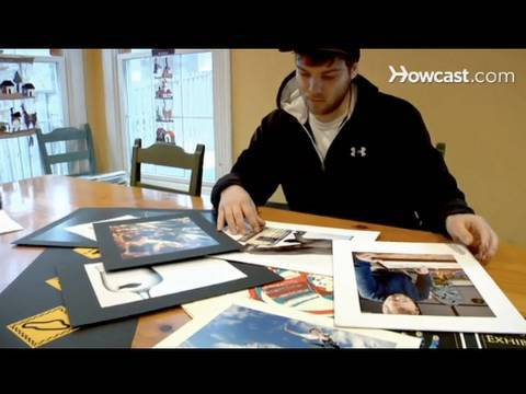 How to Create an Artist Portfolio