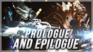 Halo 2 Anniversary: PROLOGUE & EPILOGUE CUTSCENES! (The Master Chief Collection)