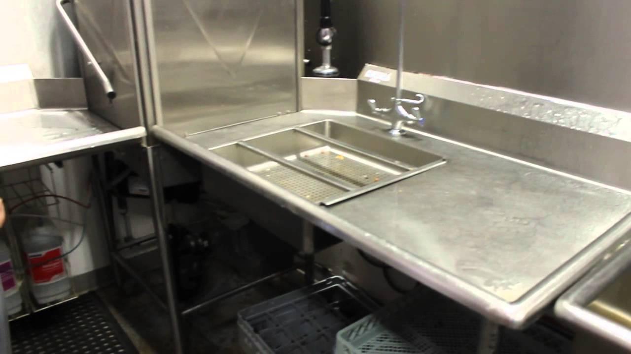 Lot 534 es 2000 pass thru dishwasher with tabling sprayer youtube lot 534 es 2000 pass thru dishwasher with tabling sprayer fandeluxe Choice Image