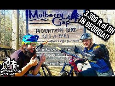 ed4f5dff3de Best Mountain Bike Rides in the SE: Mulberry Gap Pinhoti Loop - YouTube