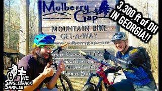 Best Mountain Bike Rides in the SE: Mulberry Gap Pinhoti Loop