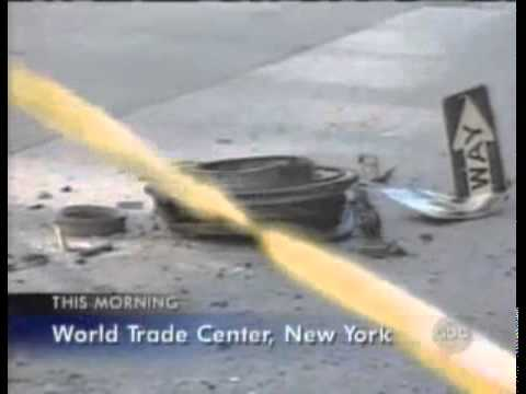 Jerome Hauer predicts Building 7's collapse.mov