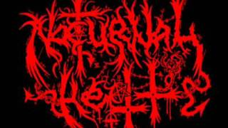 Nocturnal Hell - Satanic Alcoholic Night