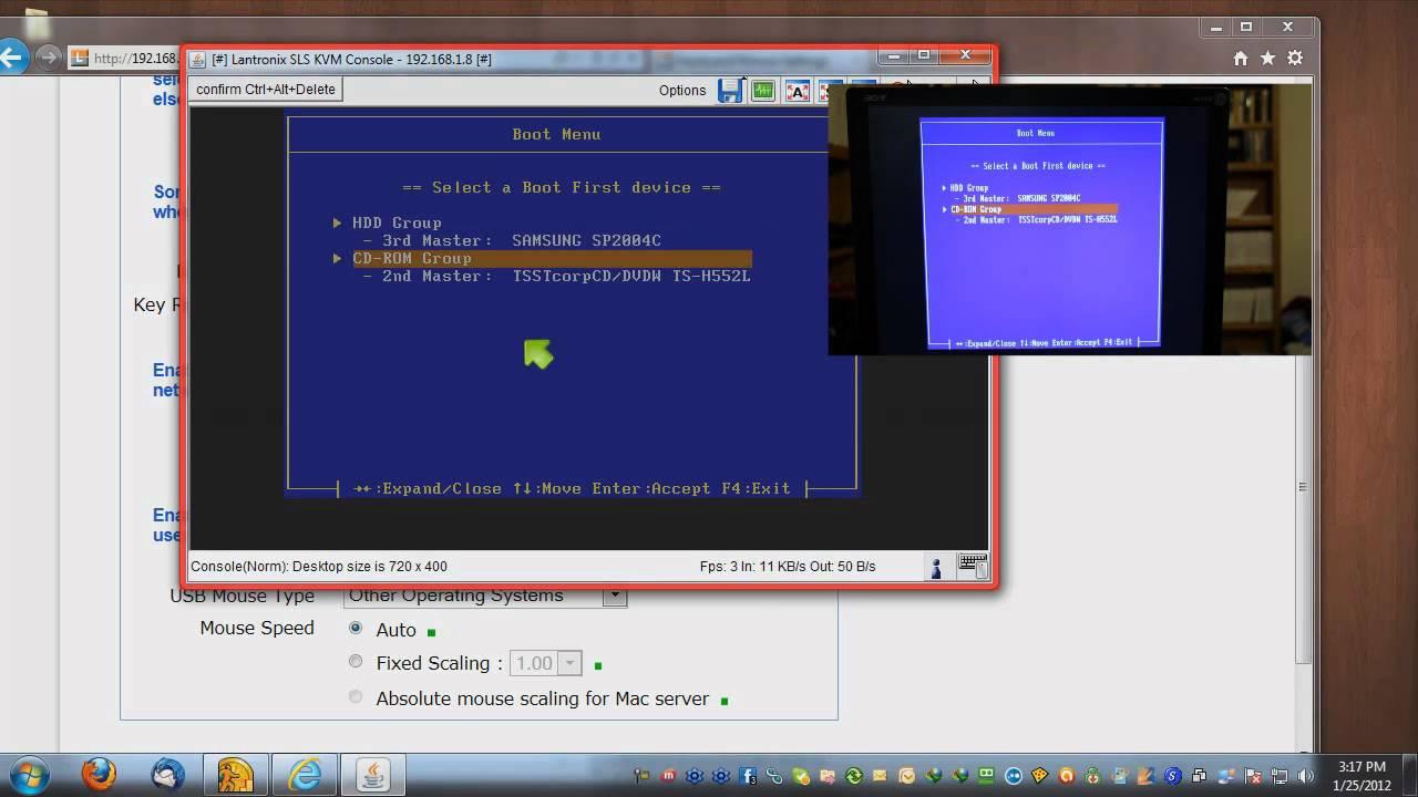 Lantronix SecureLinx Spider SLS200 IP KVM switch Review