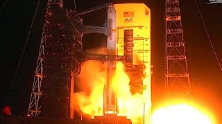 ULA Delta 4 WGS9 Launch
