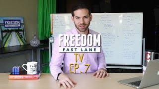 Investing for Cash Flow And Balancing Multiple Businesses | #FFLTV Ep 7