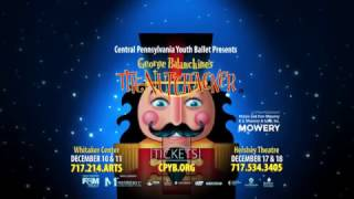 CPYB Presents George Balanchine's The Nutcracker®