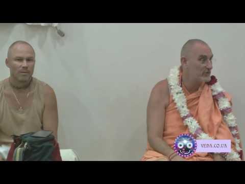 Шримад Бхагаватам 10.68.20 - Бхакти Видья Пурна Свами