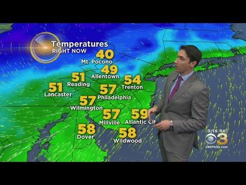 Weather Update: Huge Temperature Drop