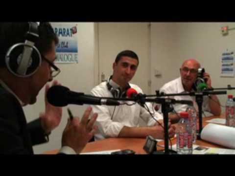 Le Club Ararat Tv-Radio Dialogue - Mars 2010 - Part 3.wmv