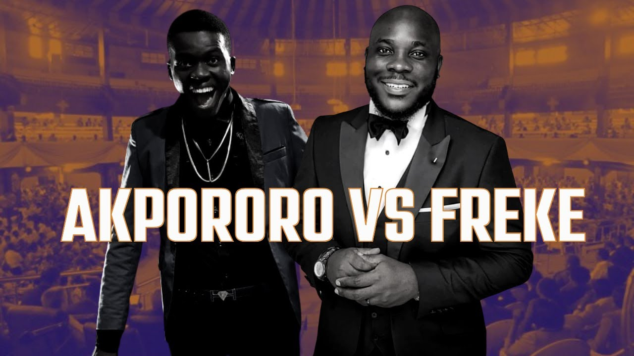 Download Akpororo vs Freke At CGMi's Int'l Youth Summit - Day 6 - 20th August 2016