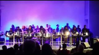 The Happy Wanderer -  The Obernkirchen Children's Choir - SMA3SO Steelpan Cover