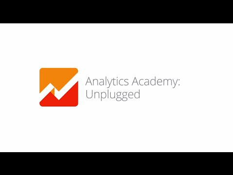 Analytics Academy Unplugged with Fontaine Foxworth