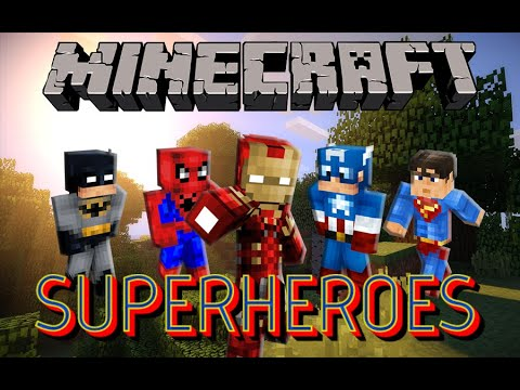 How to install the Superhero Unlimited mod + Gameplay