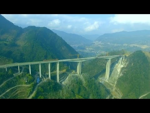 New bridge to slash travel time between Hubei and Chongqing