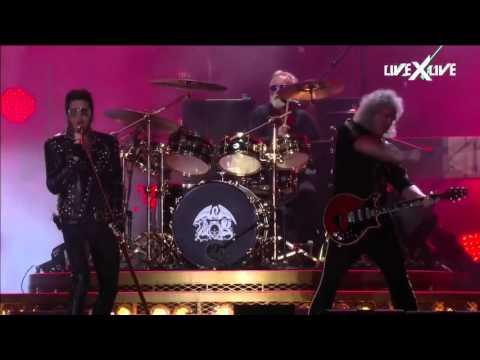 Queen + Adam Lambert   Rock in Rio 2015 Full concert COMPLETO HDTV