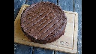 Шоколадный шифоновый бисквит: рецепт от Foodman.club
