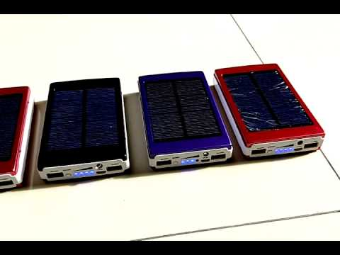 Full Download Solar Power Bank Original Bergaransi 100