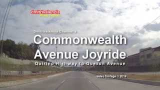 Pinoy Joyride - Commonwealth Avenue Joyride (SB) 2014