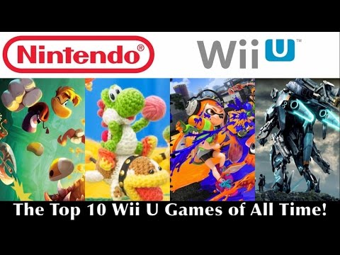 The Top 10 Wii U Games Of All Time Pre Nintendo Switch