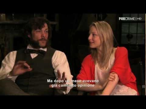 Copper  Intervista a Kyle Schmid e Anastasia Griffith
